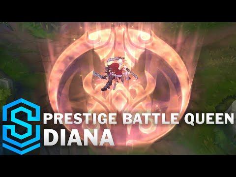 Prestige Diana Skin Spotlight - Pre-Release - League of Legends
