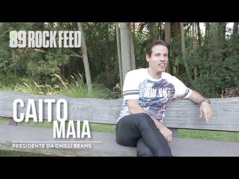 Caito Maia - O empresário mais rock 'n roll do Brasil