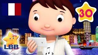 Chanson des Tablettes et Portables | Compilation de Comptines | Little Baby Bum Junior en Français