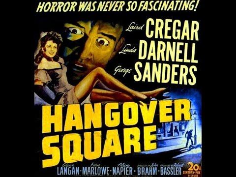 """""""Concierto macabro"""" / """"Hangover Square"""" / película 1945"""
