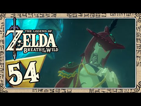 THE LEGEND OF ZELDA BREATH OF THE WILD Part 54: Prinz Sidon, der Prinz der Zoras