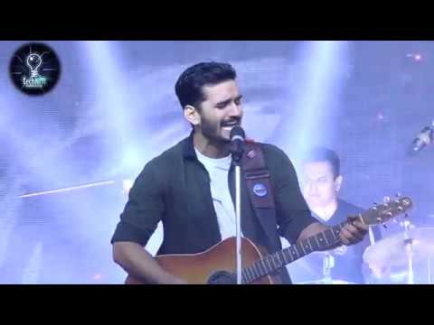 MANN MERA || GAJENDRA VERMA || LIVE PERFORMANCE @ NIT JALANDHAR || OFFICIAL  VIDEO || TECHNITI 16