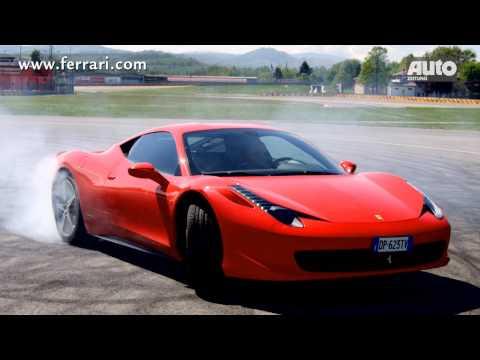 2012: Neuer Ferrari 458 Italia Spot / Commercial [HD]