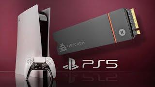 Sony PS5 update unlocks storage upgrades