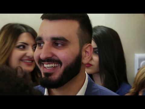 Армянская свадьба в Сочи - выкуп невесты 2017