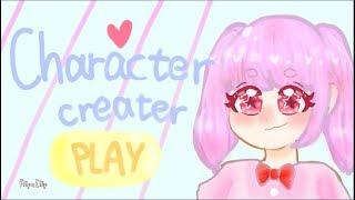 Character creator  ~flipaclip animation~
