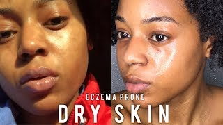 Radiant Everyday Skin Care Routine | Very Dry Skin + Eczema | Bria Katana