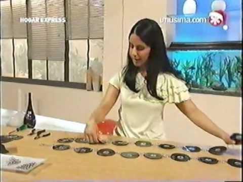 Liliana Cota Hogar Express Separador Con Diskettes Youtube
