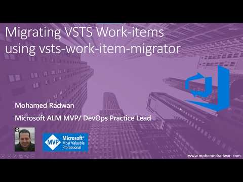 Migrating TFS and VSTS Work-items using vsts-work-item-migrator