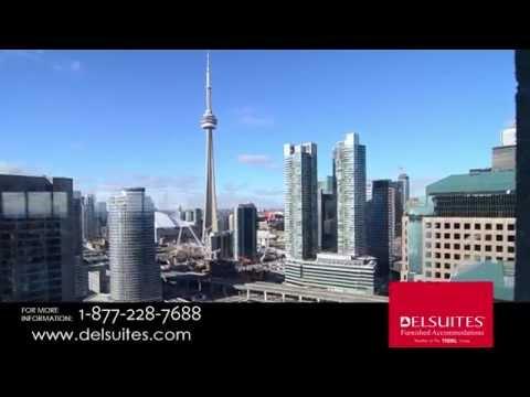 DelSuites Toronto Downtown Corporate Housing - 300 Front