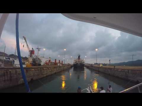 Panama Canal Port Cam
