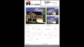 Four Bedroom House Plans - Custom Home Designs