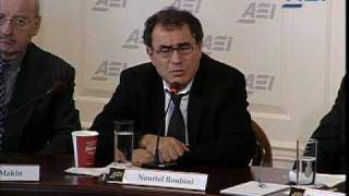 Nouriel Roubini: Rapid economic recovery unlikely