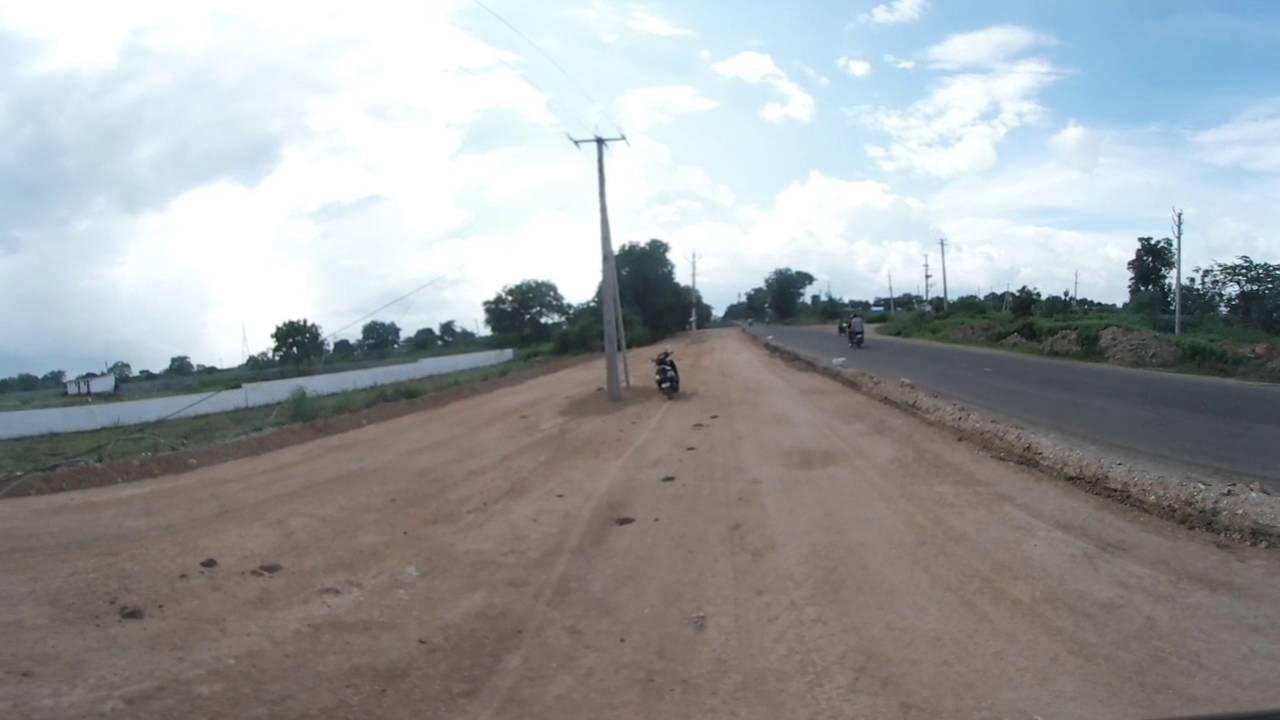 Sumashaila township isnapur hyderabad independent house youtube - 150 Ft Road Development At Shankarpalli Part 1