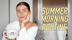 Spend The Morning With Me! *productive 6am summer morning routine* ☀️