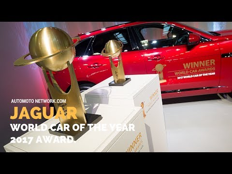 World Car Of The Year 2017 | Jaguar Land Rover Solihull.
