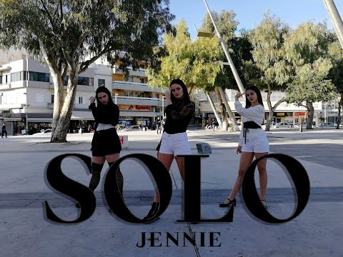 [KPOP IN PUBLIC CHALLENGE] [ILLICIT] JENNIE - 'SOLO' Dance Cover Group Ver.