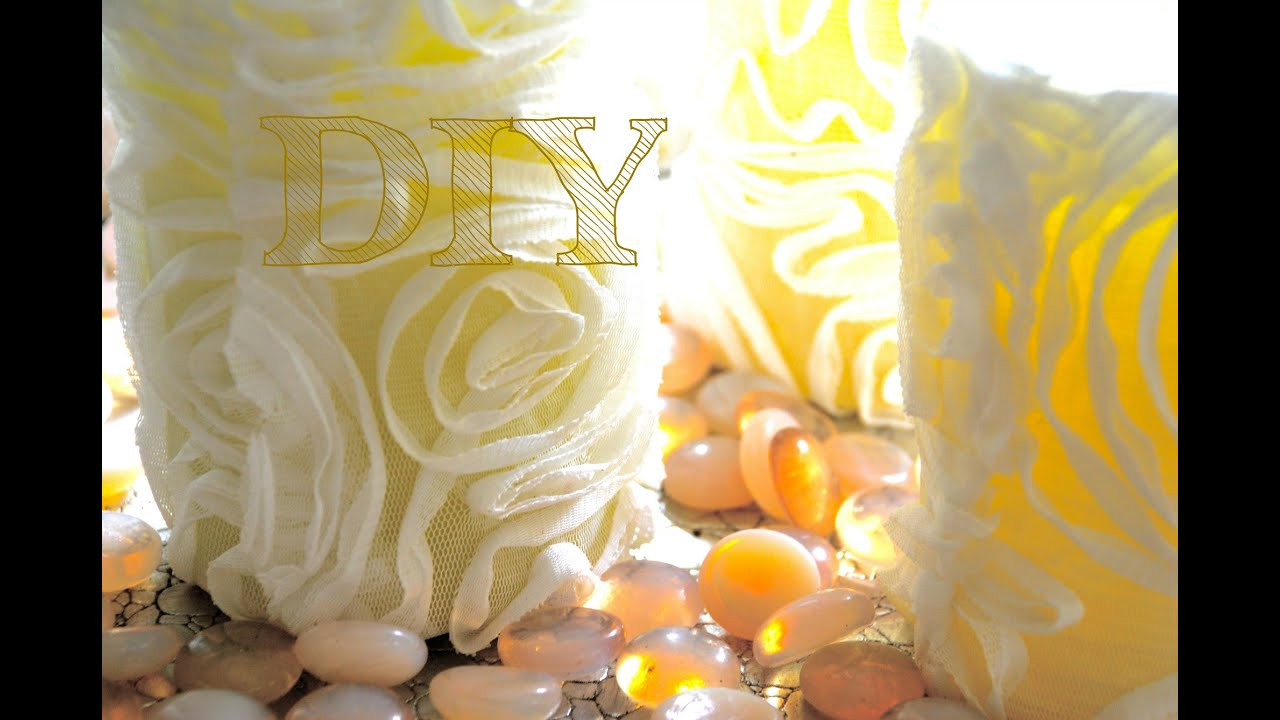 diy how its made decorative candles old candle makeover - Decorative Candles
