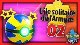 Pokemon Épée - DLC 1 : 2eme Épreuve & Nouvelle Équipe ! #02 ⚔️