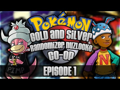 Pokémon Gold & Silver Co-Op W/ NumbNexus - Episode 1: CHOOSE OUR STARTER!