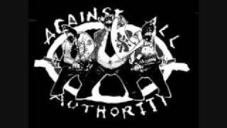 against all authority- the restoration of chaos and order
