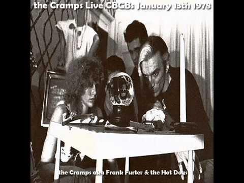 the Cramps cbgb's Jan 78