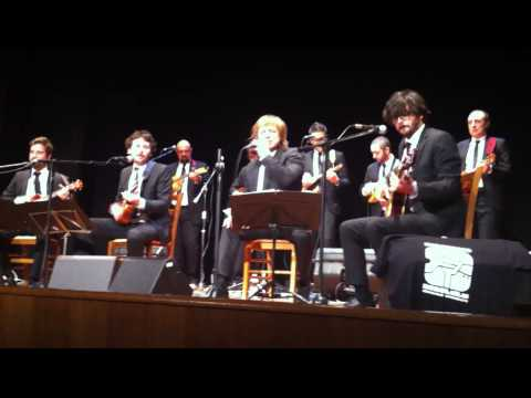 Sinfonico Honolulu - London Calling (The Clash Cover) - Live @ Teatro Delle Sfide, Bientina (PI)