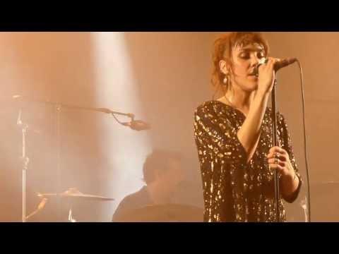 Zaz - Nous debout - live Tollwood München Munich Musik-Arena 2013-07-08