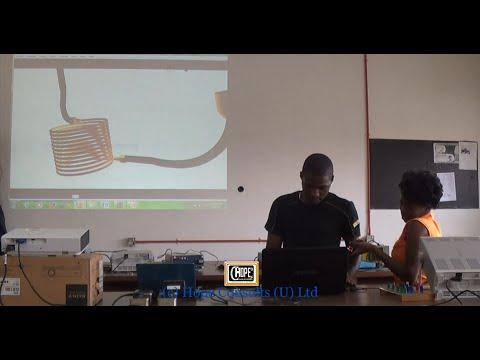 Industrial Physics Group Presentations Feb 2015