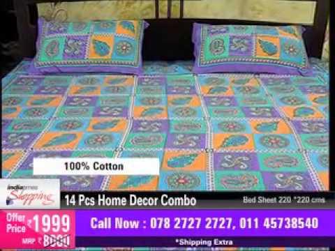 Mriganka Dadwal Anchoring Video for India times Shopping