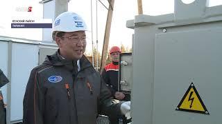 Айсен Николаев дал старт запуску в эксплуатацию Ленского нефтегазоконденсатного месторождения