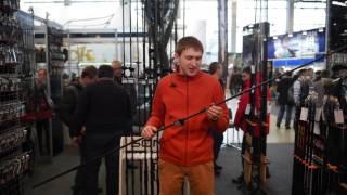 Охота и рыболовство на Руси 2016  Карповые удилищa SONIK S3 S4 GRAVITY X NEW 2016