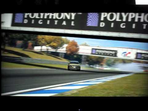 GT5 Audi Pikes Peak quattro drift