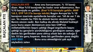 """Erdoğan Kanal 24'e Ayar Veriyor """"Alo Akif BEKİ"""""""