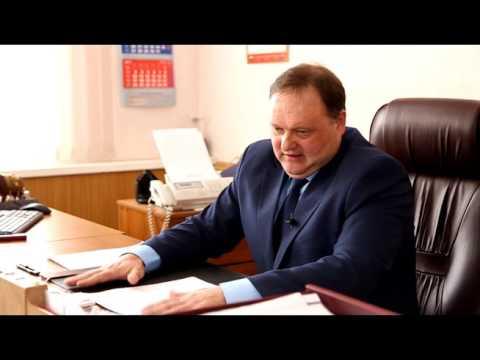 2017 04 05  Главный врач ЦГБ Сергей Федорович Зубарев