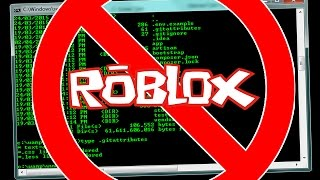 ROBLOX EST BEING HACKED ! (THE END OF ROBLOX)