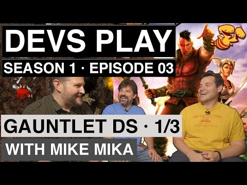 """""""Devs Play"""" S01E03 · Gauntlet DS (Part 1: The Untold History) [1/3]"""