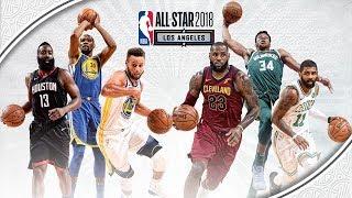 NBA All-Star 2018 Teams Revealed! Guess the Draft! 2017-18 Season