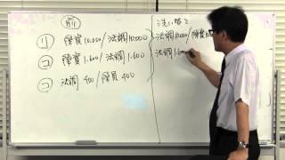 9 税効果会計(商業簿記P88)