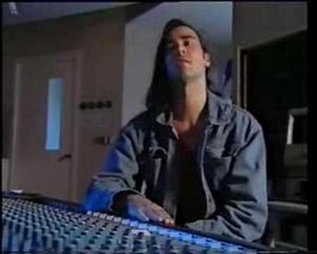 Philip Oakey in Studio 1990