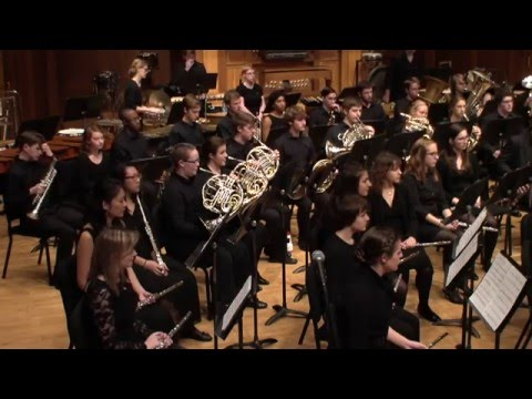 Lawrence University Symphonic Band & Wind Ensemble - November 17, 2015