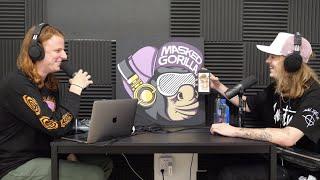GloUpJake of Lyrical Lemonade Interview - Masked Gorilla Podcast