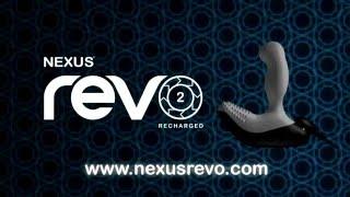 Массажер простаты The Nexus Revo 2