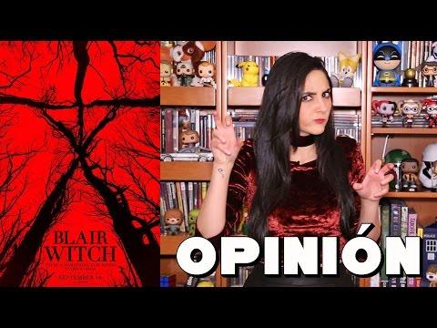 Opinión - Blair Witch