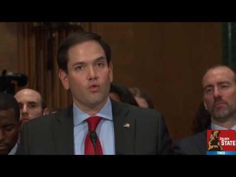 LIVE STREAM: Senate Confirmation Hearing of Mike Pompeo CIA Director