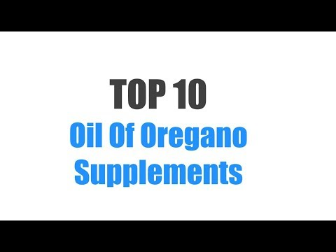 Best Oil Of Oregano Supplements - Top 10 Ranked