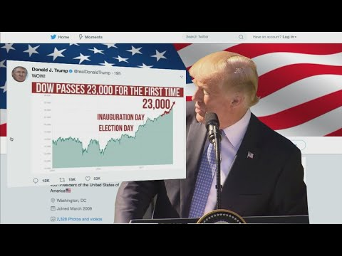 Reality Check: Does Trump Deserve Credit For The Booming Stock Market?