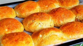 Шикарные БУЛОЧКИ ЗА 30 Минут к Завтраку   Творожная выпечка   Очень Вкусно!