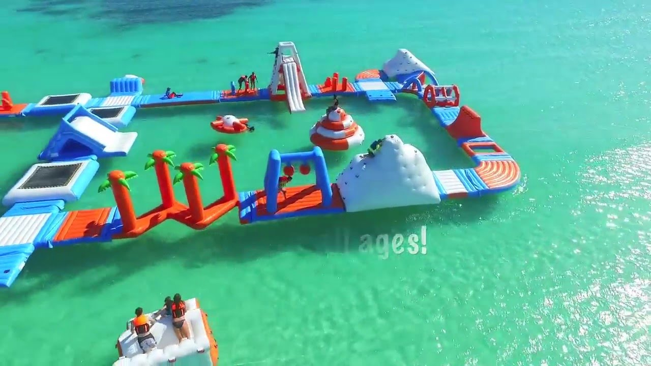 inflatable water parks for sale water