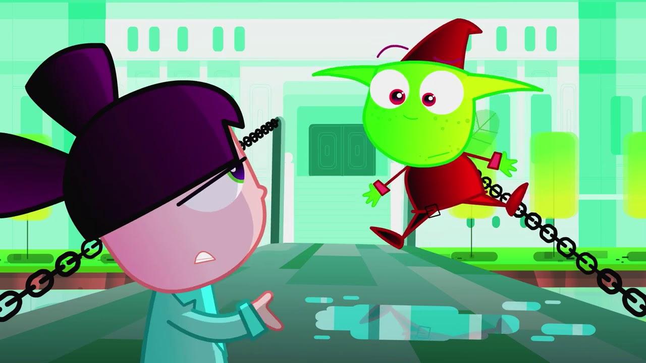 Sandra - Detective de Cuentos | LITTLE RED RIDING HOOD 2 | Aventuras para niños y Niñas |CaricaToonz